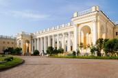 Mahdis palace