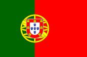 1400s Portuguese Flag