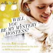 What's better than redeeming YOUR Dot Dollars? A Chance for YOU to WIN Mystery Hostess Rewards!!!