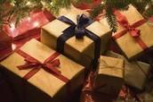los regalos