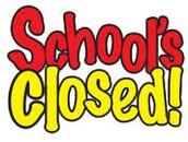 School Closed on October 12th
