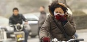 Effects of air pollution on our Health.