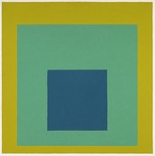 Homage to the Square-1957