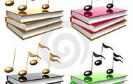 enjoy a good book with music