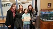 CSE 5th Grade Student's Work Chosen as Finalist