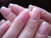 long healthy nails