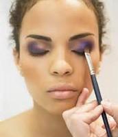 Makeup and facials