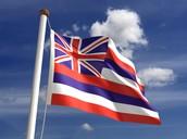 Hawaiian Flag.