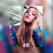Camila Montenegro da Colômbia