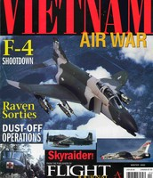 Featured Article Writer, Vietnam Air War