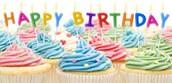 Birthdays of MathMagicians