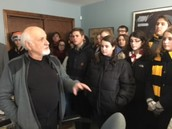 West Choir with Composer, Morton Subotnick