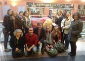 BA ECS Students Learn in an International Context