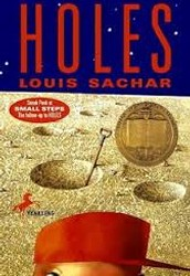Holes Book Review by DJ