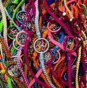 Dream Bracelets from Peru