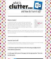 Clutter Mailbox