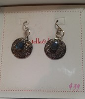 Riveria Coin Earrings $19.50