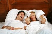 The procedure at the conclusion of snoring!