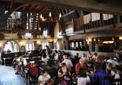 Three Broomsticks and Hogs Head Pub