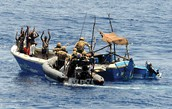 Pirates in the Strait of Hormuz