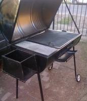 PARRILLA TAMBOR CHULENGO  $ 1250