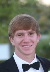 Meet the New Parent-Alumni Relations Chair! Davis Osborn