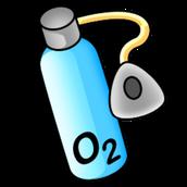 Oxygen condenser