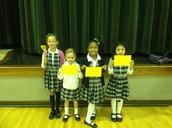 Golden spatula winners!