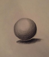 CeCe's smoothly shaded sphere with seriously pushed values
