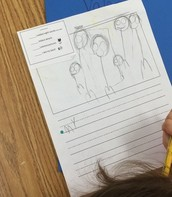PreK Students Know Writing Expectations