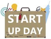 Kom met je idee naar de Start Up Day!