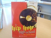 Hip Hop High School by Alan Lawrence Sitomer