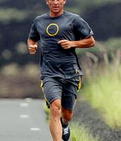 Lance Jogging