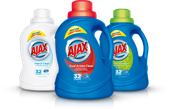 Ajax, the cleanser.