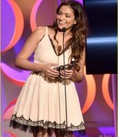 Bethany at the Streamy Awards 2015