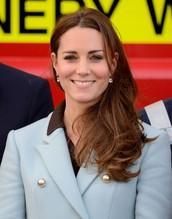 Kate Middleton facts!