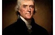 Thomas Jefferson?