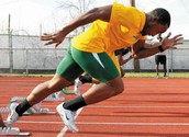 Men track and field