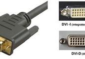 Motherboard component- DVI PORT