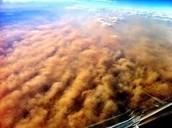 Dust Storm over Lubbock