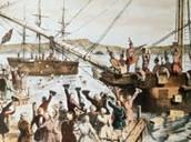 Tea Act & Boston Tea Part
