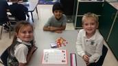 Playing Math Center Games