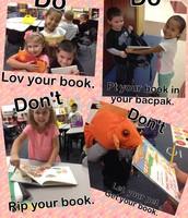 Kindergarten PBL - Proper Book Care