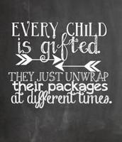 Every Child is Gifted!