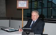 Chamber President John Brophy
