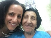 מיטל וסבתא רבא - רבקה