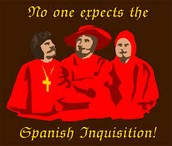 What is the Spanish Inquisition?
