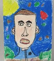 3rd Grade Portraits