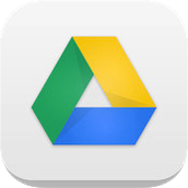 iOS Google Drive