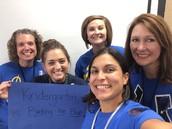 Roanoke Elementary Kindergarten Team
